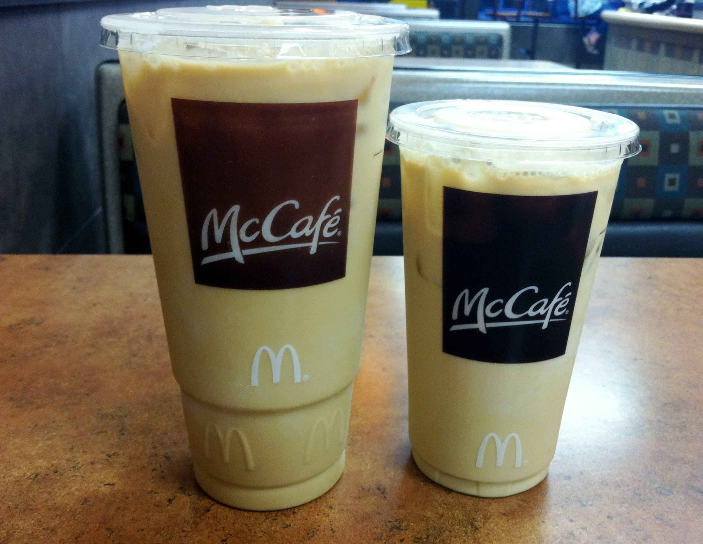 Mcdonald S Sugar Free Iced Coffee Nutrition Facts | Besto Blog