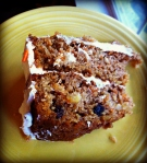 best carrot cake every birthday