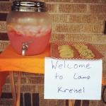 welcome to camp kriesel