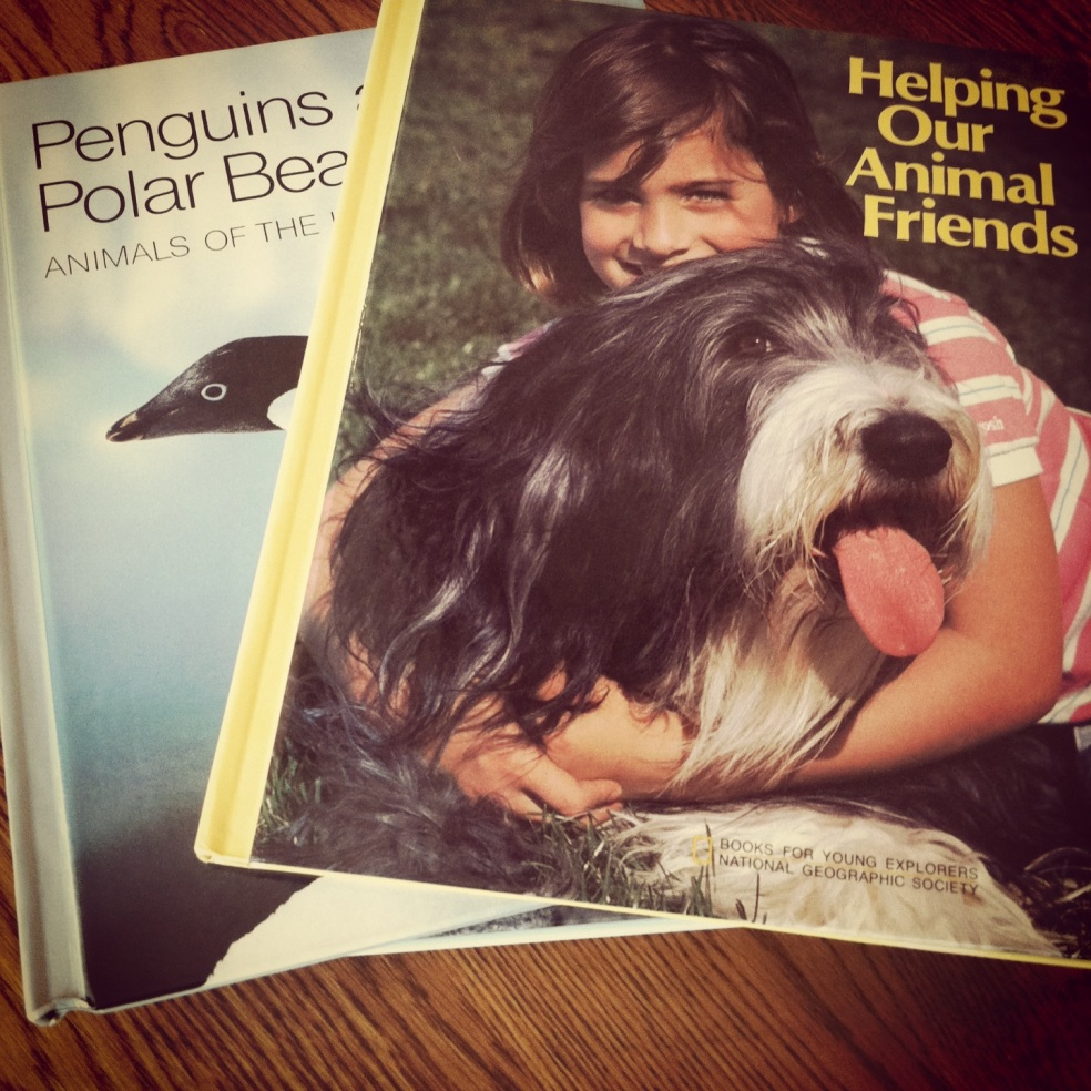 garage sale books