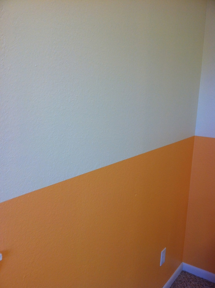 benjamin moore sweet orange cottontail