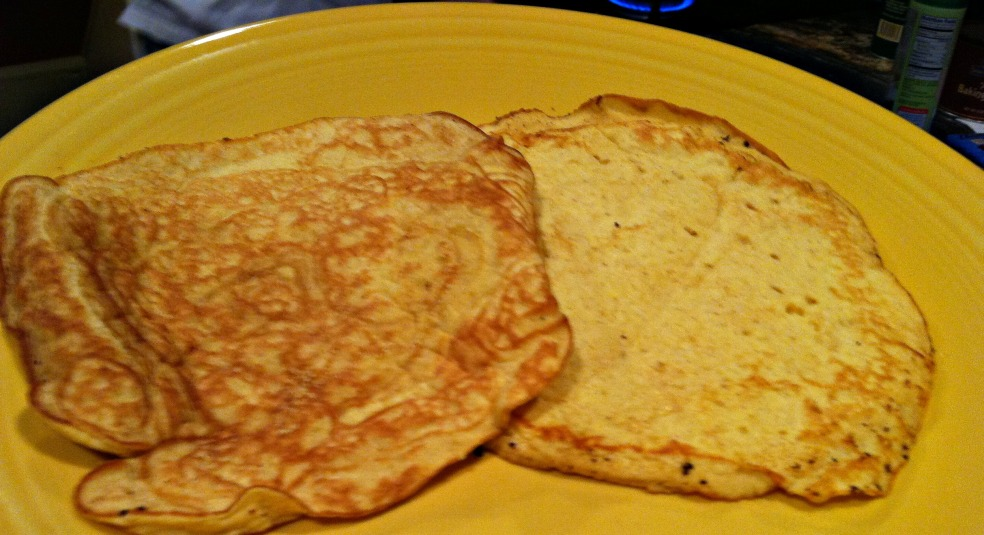 coconut tortillas