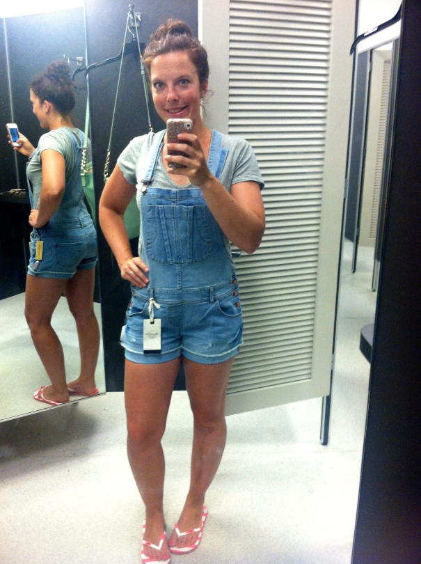 overalls shopping