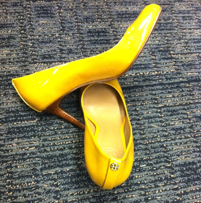 tory burch mustard shoes nordstrom rack