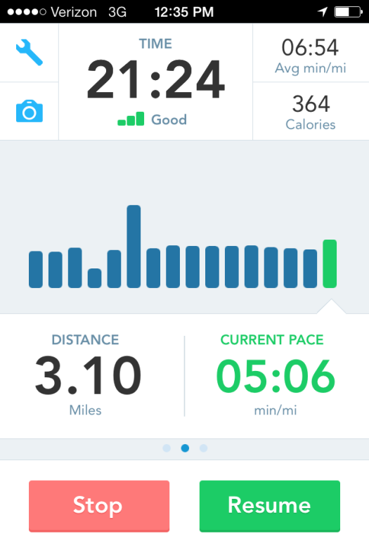 city 5k runkeeper