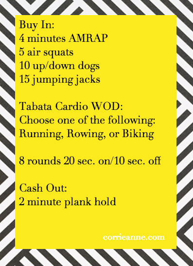 your mom wod 9