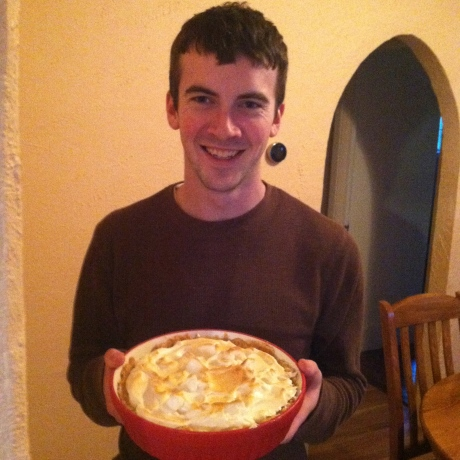 josiah 18 makes a pie