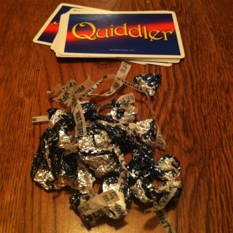 quiddler kisses