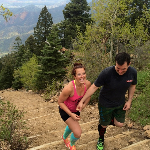manitou incline kevin corrie last step
