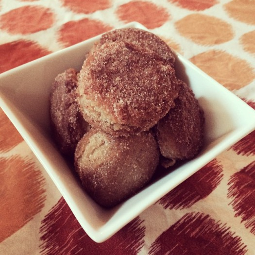 apple cider donuts grain free dairy free