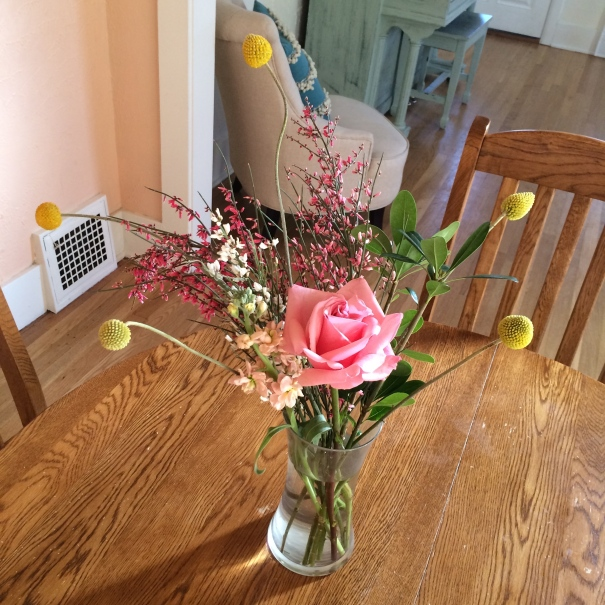 flowers from doula